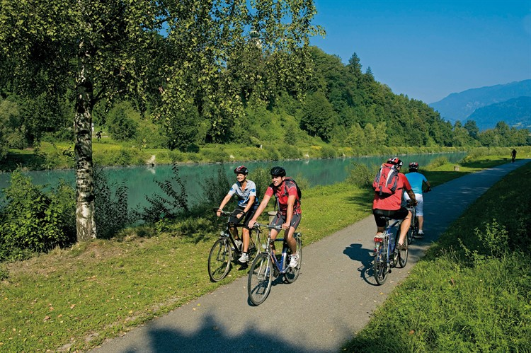 Alpa Adria Bike Path
