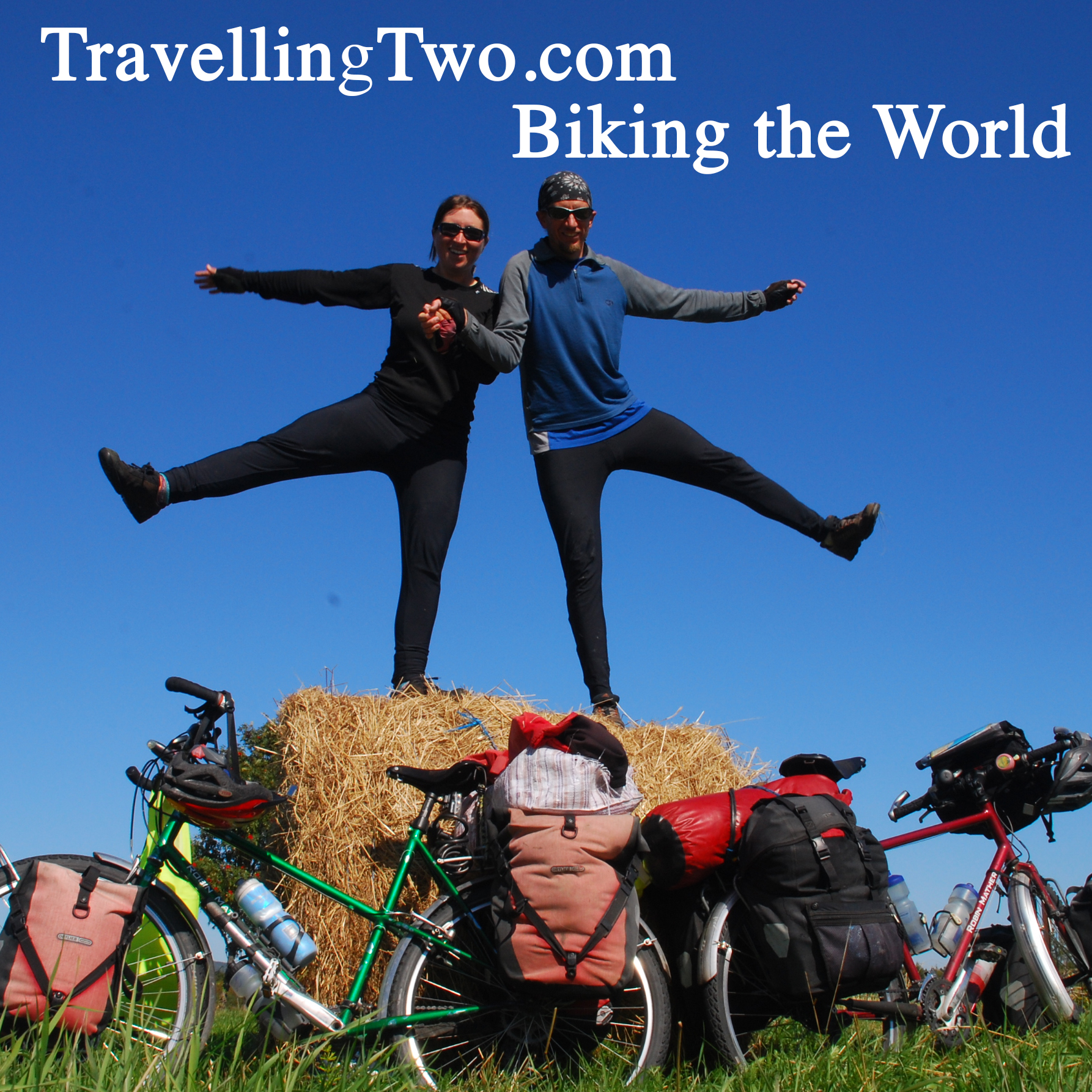 Radio Shows – TravellingTwo: Bicycle Touring Around The World